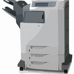 The Latin Geek Network Printer Services